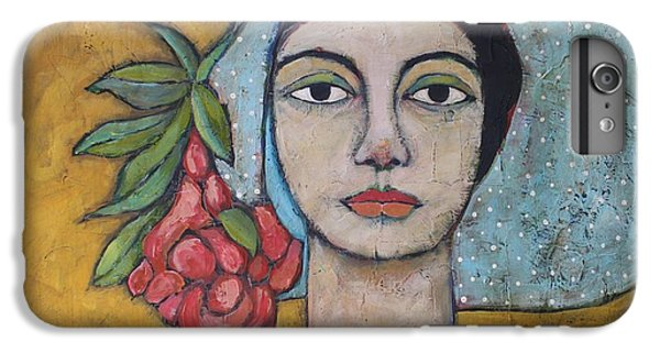 Portraits iPhone 7 Plus Case - Eileen by Jane Spakowsky