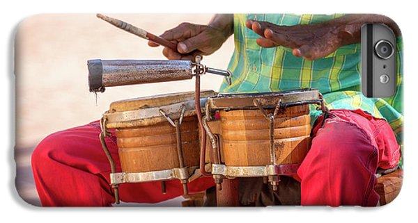 Drum iPhone 7 Plus Case - El Son De Cuba by Delphimages Photo Creations