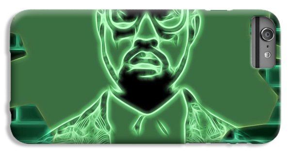Electric Kanye West Graphic IPhone 7 Plus Case by Dan Sproul