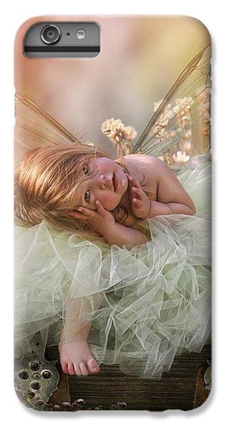 Elf iPhone 7 Plus Case - Elf Baby by Cindy Grundsten
