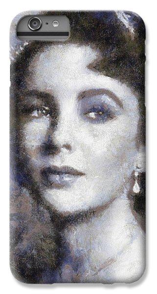 Elizabeth Taylor By Sarah Kirk IPhone 7 Plus Case