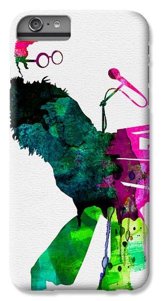 Elton Watercolor IPhone 7 Plus Case