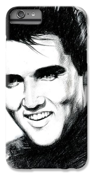 Elvis IPhone 7 Plus Case by Lin Petershagen