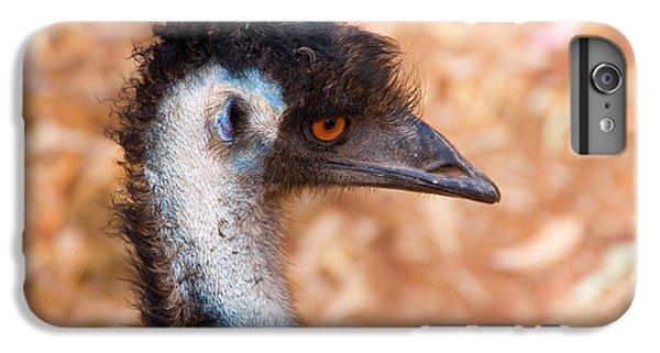 Emu Profile IPhone 7 Plus Case by Mike  Dawson