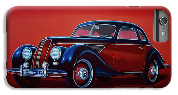 Emw Bmw 1951 Painting IPhone 7 Plus Case by Paul Meijering