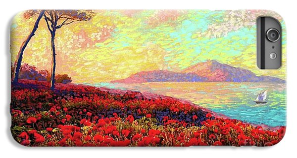 Enchanted By Poppies IPhone 7 Plus Case