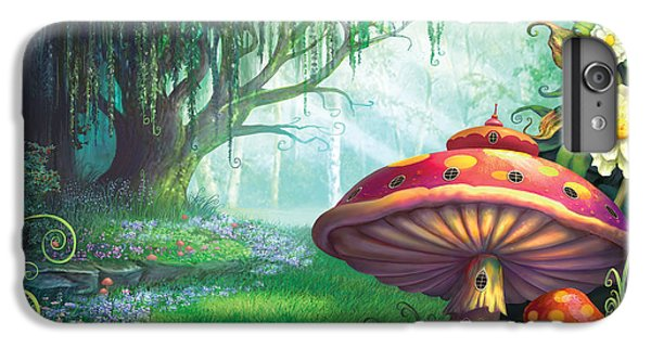 Enchanted Forest IPhone 7 Plus Case by Philip Straub