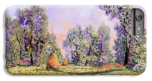 Impressionism iPhone 7 Plus Case - Esercizi Impressionisti by Guido Borelli