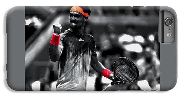 Serena Williams iPhone 7 Plus Case - Fabio Fognini by Brian Reaves