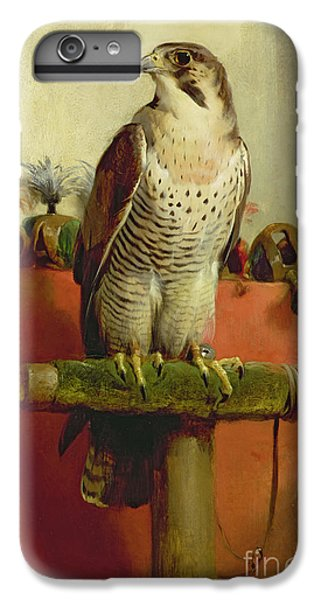 Falcon IPhone 7 Plus Case by Sir Edwin Landseer