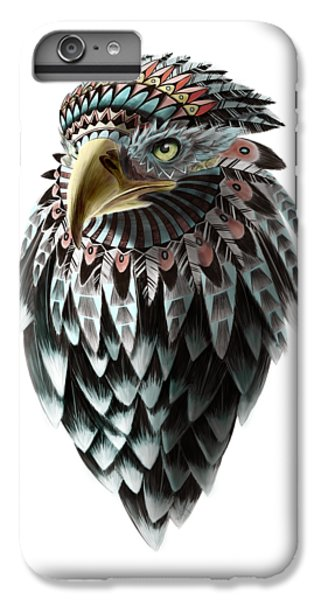 Falcon iPhone 7 Plus Case - Fantasy Eagle by Sassan Filsoof