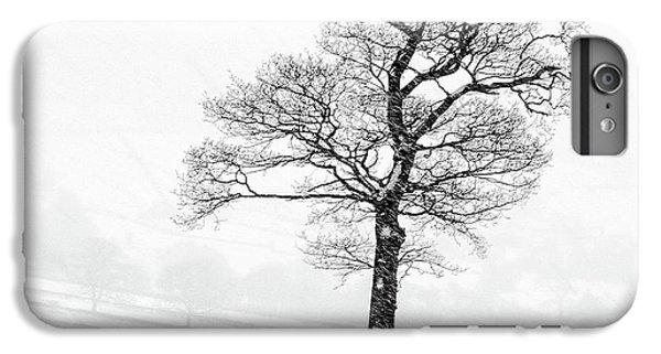 Sheep iPhone 7 Plus Case - Farndale Winter by Janet Burdon