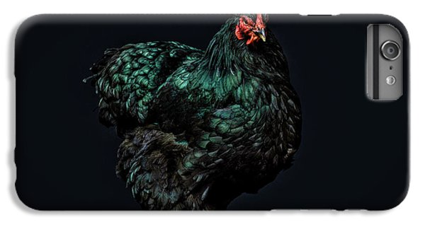 Feathers IPhone 7 Plus Case by John Towner