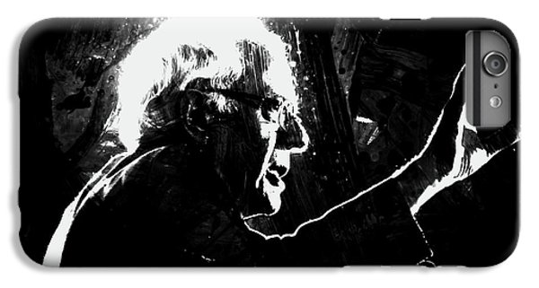 Feeling The Bern IPhone 7 Plus Case by Brian Reaves