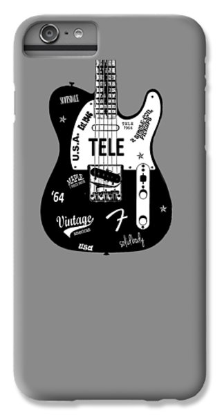 Fender Telecaster 64 IPhone 7 Plus Case by Mark Rogan