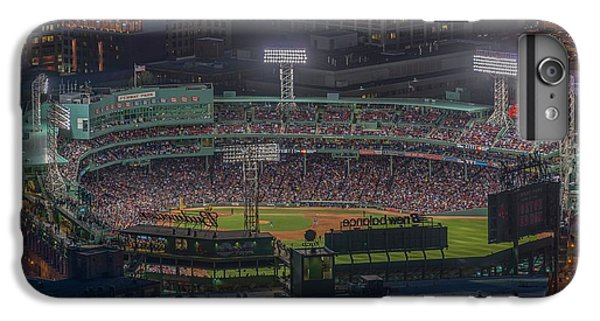 Fenway Park IPhone 7 Plus Case by Bryan Xavier