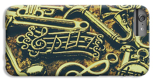 Saxophone iPhone 7 Plus Case - Festival Of Song by Jorgo Photography - Wall Art Gallery