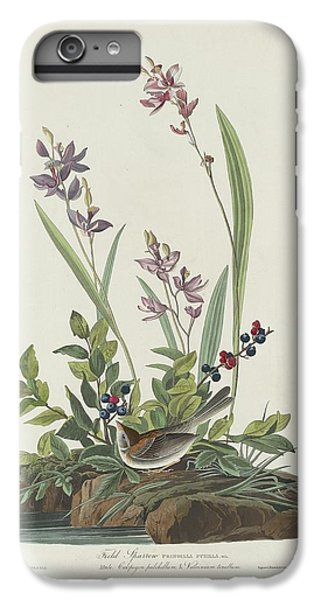 Field Sparrow IPhone 7 Plus Case by Rob Dreyer