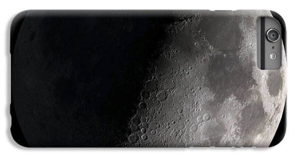The Moon iPhone 7 Plus Case - First Quarter Moon by Stocktrek Images