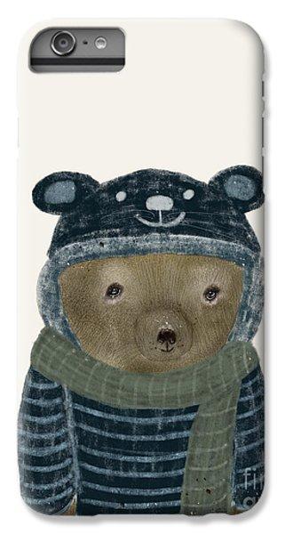 First Winter Bear IPhone 7 Plus Case