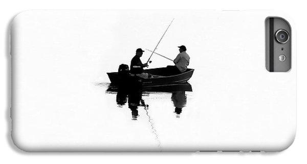 Fishing Buddies IPhone 7 Plus Case by David Lee Thompson