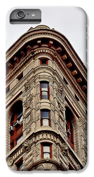 Flatiron Building Detail IPhone 7 Plus Case