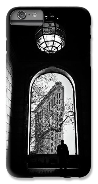 IPhone 7 Plus Case featuring the photograph Flatiron Perspective by Jessica Jenney