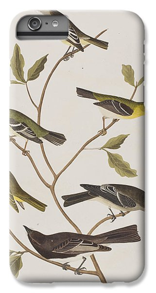 Fly Catchers IPhone 7 Plus Case by John James Audubon