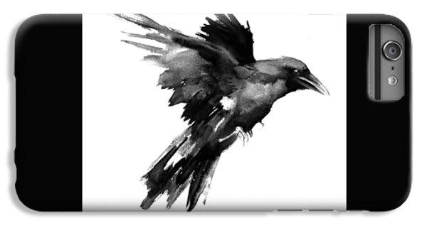 Flying Raven IPhone 7 Plus Case by Suren Nersisyan