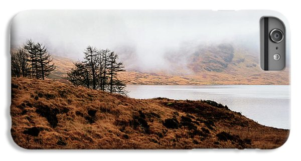 Foggy Day At Loch Arklet IPhone 7 Plus Case by Jeremy Lavender Photography