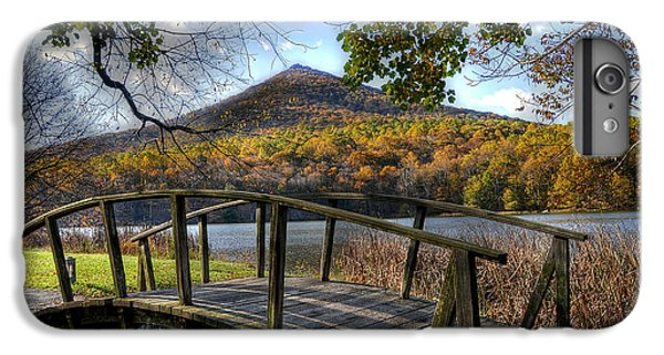 Foot Bridge IPhone 7 Plus Case by Todd Hostetter