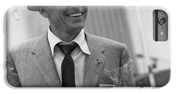 Frank Sinatra - Capitol Records Recording Studio #3 IPhone 7 Plus Case