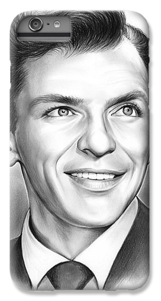 Frank Sinatra IPhone 7 Plus Case by Greg Joens