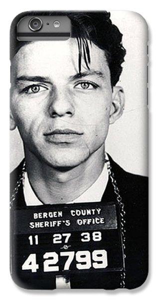 Frank Sinatra Mug Shot Vertical IPhone 7 Plus Case