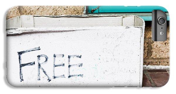 Donation iPhone 7 Plus Case - Free Box by Tom Gowanlock