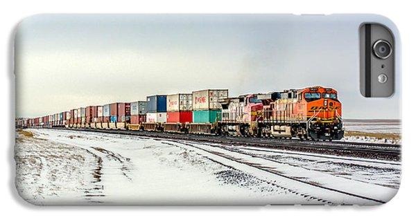 Freight Train IPhone 7 Plus Case