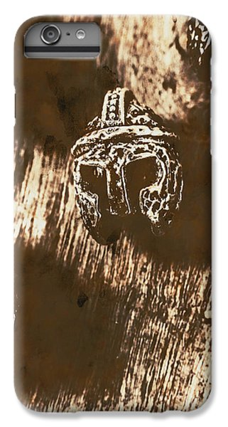Warfare iPhone 7 Plus Case - From Warriors Of Past by Jorgo Photography - Wall Art Gallery