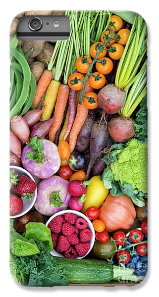 Fruit And Veg IPhone 7 Plus Case by Tim Gainey