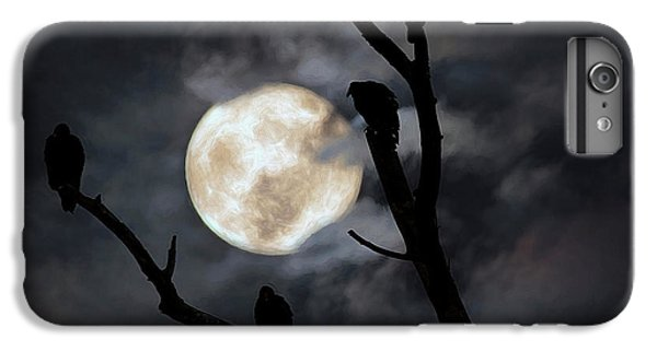Condor iPhone 7 Plus Case - Full Moon Committee by Darren Fisher