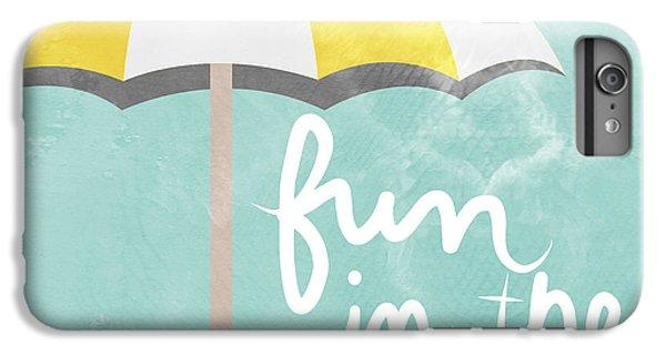 Lake iPhone 7 Plus Case - Fun In The Sun by Linda Woods