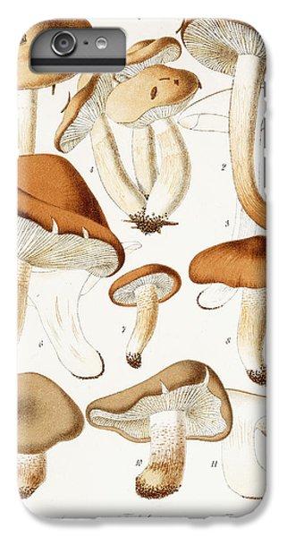Fungi IPhone 7 Plus Case by Jean-Baptiste Barla