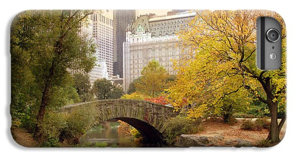 Gapstow Bridge Reflections IPhone 7 Plus Case by Jessica Jenney