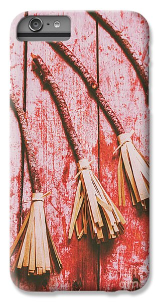 Dungeon iPhone 7 Plus Case - Gathering Of Evil Witches Still Life by Jorgo Photography - Wall Art Gallery
