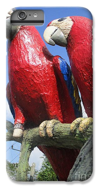 Giant Macaws IPhone 7 Plus Case by Randall Weidner