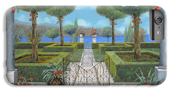 Lake iPhone 7 Plus Case - Giardino Italiano by Guido Borelli