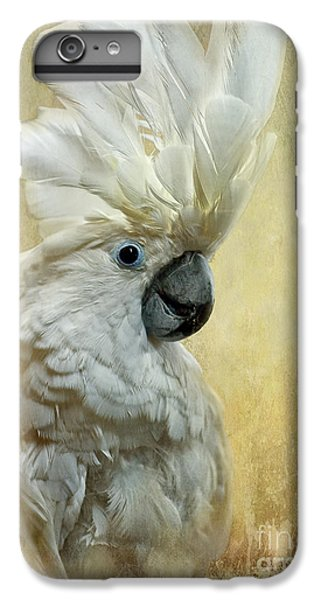 Parrot iPhone 7 Plus Case - Glamour Girl by Lois Bryan