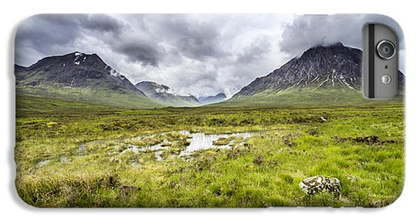 IPhone 7 Plus Case featuring the photograph Glencoe by Jeremy Lavender Photography