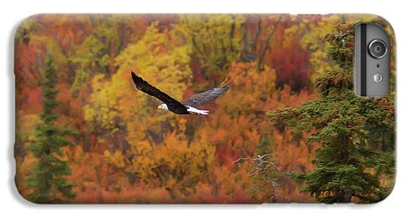 Glide Path IPhone 7 Plus Case by Ed Boudreau