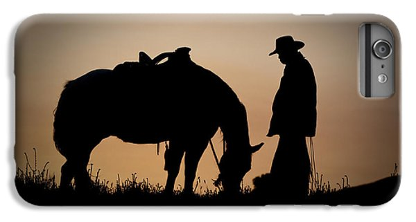 Horse iPhone 7 Plus Case - Going Home by Sandra Bronstein