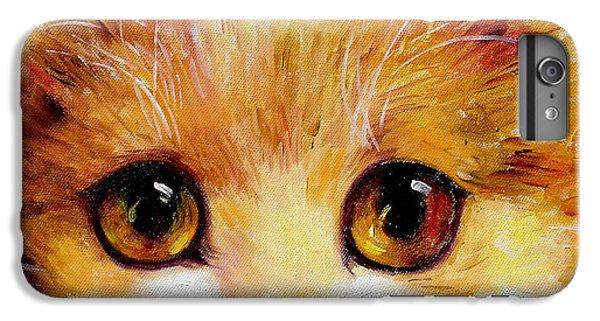 iPhone 7 Plus Case - Golden Eye by Shijun Munns